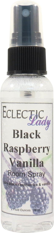Black Raspberry Vanilla Room Spray, 2 ounces
