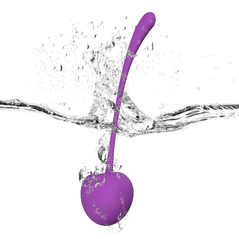 Kegel Bolas ejercicio físico, CRDC vida Bladder Control Apriete El Suelo Pélvico muscular pélvico, Set de 5 mujeres Vaginal mancuernas ejercicio para ...