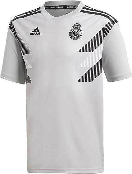 adidas 2018 2019 Real Madrid Pre Match Training Football