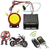 Alarma pa Motos Motocicleta Antirrobo Avisa Inalambrico SODIAL R