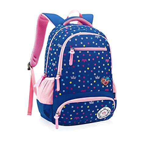 Mochila para niños - Mochilas escolares ligeras para niños, mochila escolar Mochila para exteriores para