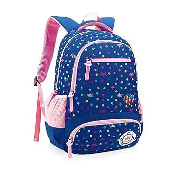 Mochila para niños - Mochilas escolares ligeras para niños, mochila escolar Mochila para exteriores para niños y niñas: Amazon.es: Equipaje