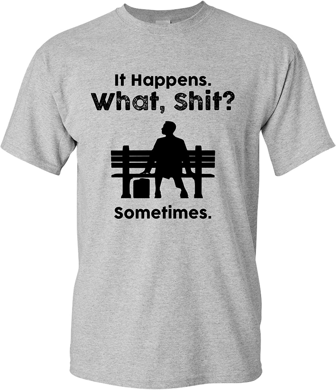 Sht Happens - Classic Movie, Romance Comedy T Shirt