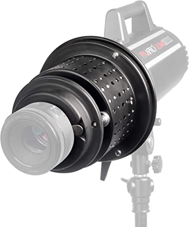Pixapro Ef Mount Optischer Snoot Spot Projektor Gobo Kamera