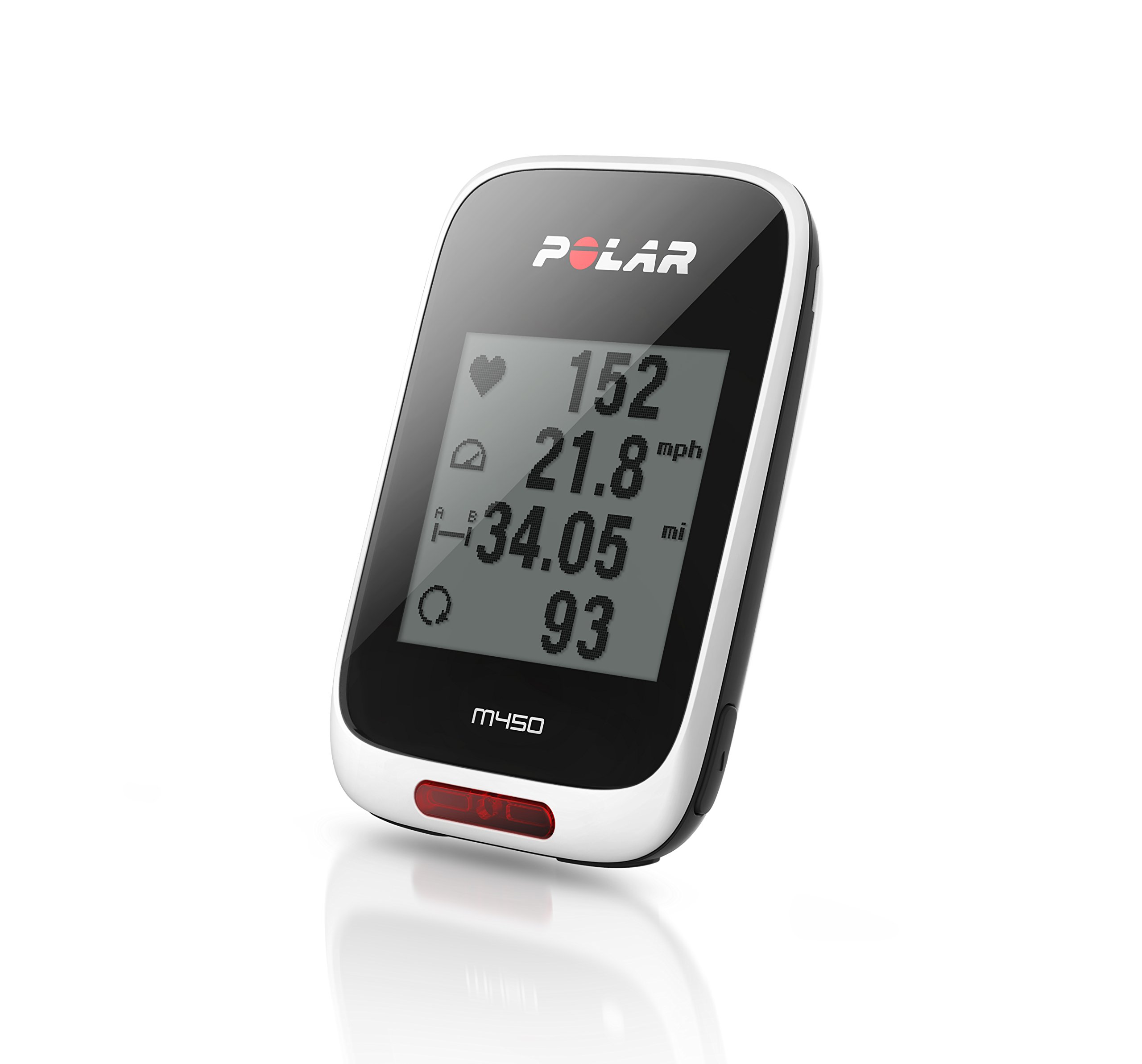 Polar M450 GPS Bike Computer with Heart Rate by Polar (Image #2)