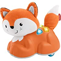 Fisher-Price Sit-to-Crawl Learning Fox [Old Model], Multicoloured, GFK17
