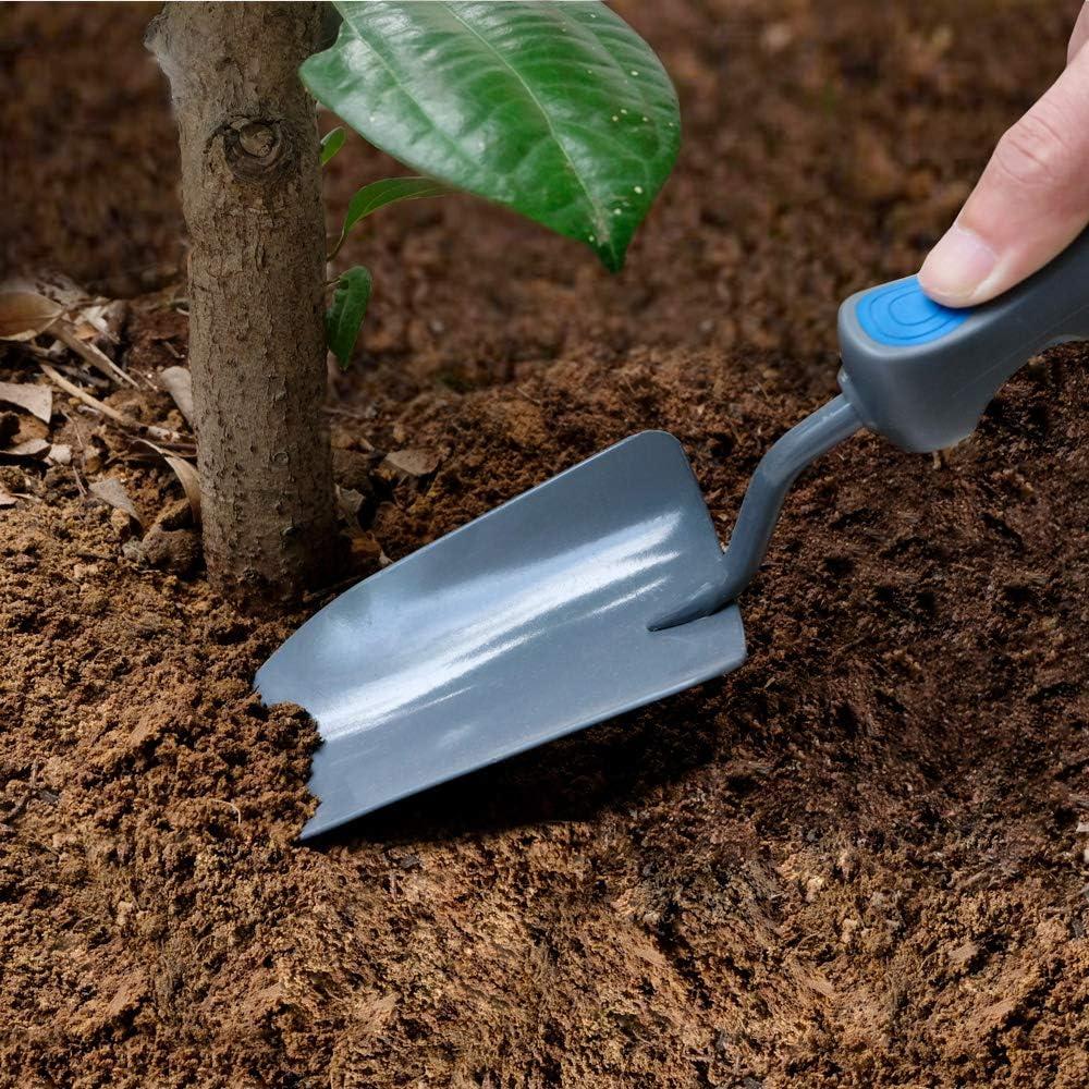 Garden Hand Fork Heavy Gauge Steel Soil Cultivator