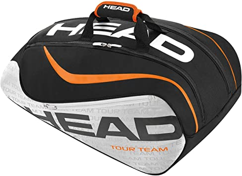 Head Tour Team - Paletero, Color Gris/Negro, Talla única: Amazon ...