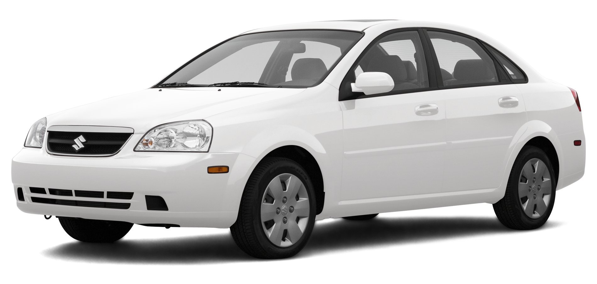 2007 Suzuki Forenza, 4-Door Sedan Automatic Transmission ...
