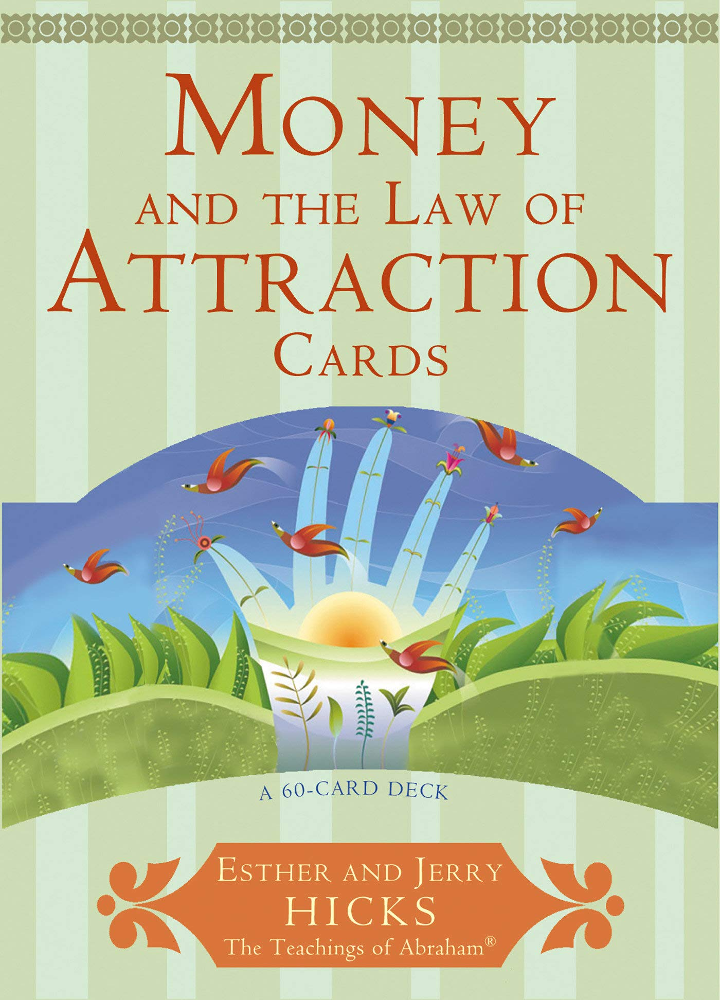 Download Money, and the Law of Attraction Cards: A 60-Card Deck, plus Dear Friends card pdf epub