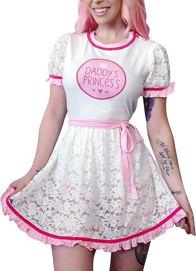 Amazon.com: Littleforbig - Vestido de princesa con corcho ...