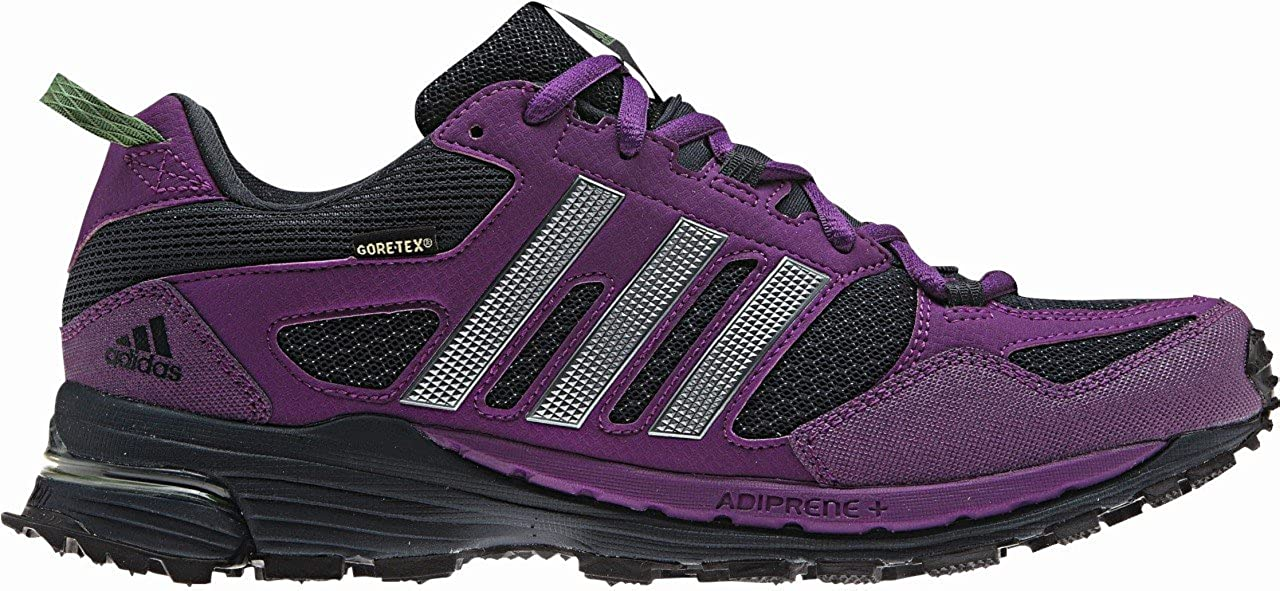 baf9e04ae3530 adidas Supernova Riot 5 Gore-Tex Women s Trail Running Shoes - 10.5 Purple   Amazon.co.uk  Shoes   Bags