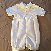 Amazon.com: Lauren Madison Baby boy Christening Baptism
