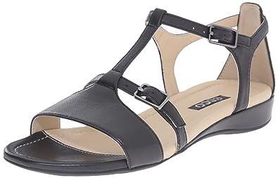 b7c27c34e ECCO Footwear Womens Women s Bouillon T-Strap Sandal