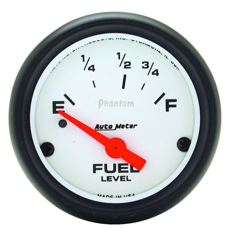 Auto Meter 5814 Phantom Electric Fuel Level Gauge
