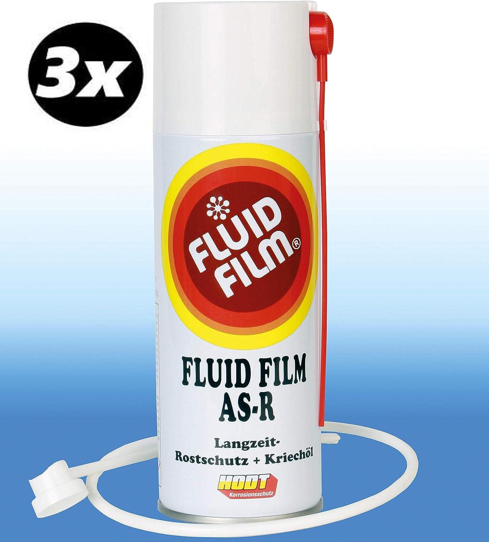 Fluid Film Liquid Nas 1 Litre 3 X Fluid Film As R 400 Ml Spray Can 1 Probe 60 Cm Fluid Film Perma Film Black 1 Litre Baumarkt