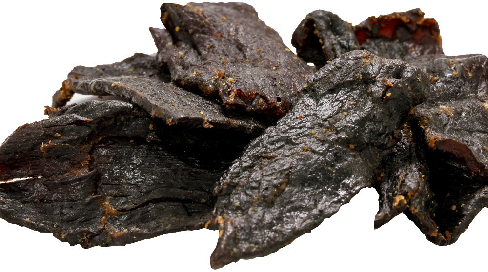 Buffalo Bills 3oz Premium Hickory Beef Jerky Pack (hickory smoked beef jerky made from top round) by Buffalo Bills (Image #3)