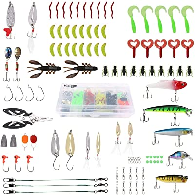 Sea Fishing Fishing Bait Clips Freshwater Saltwater Tackle Accessories 10pcs New