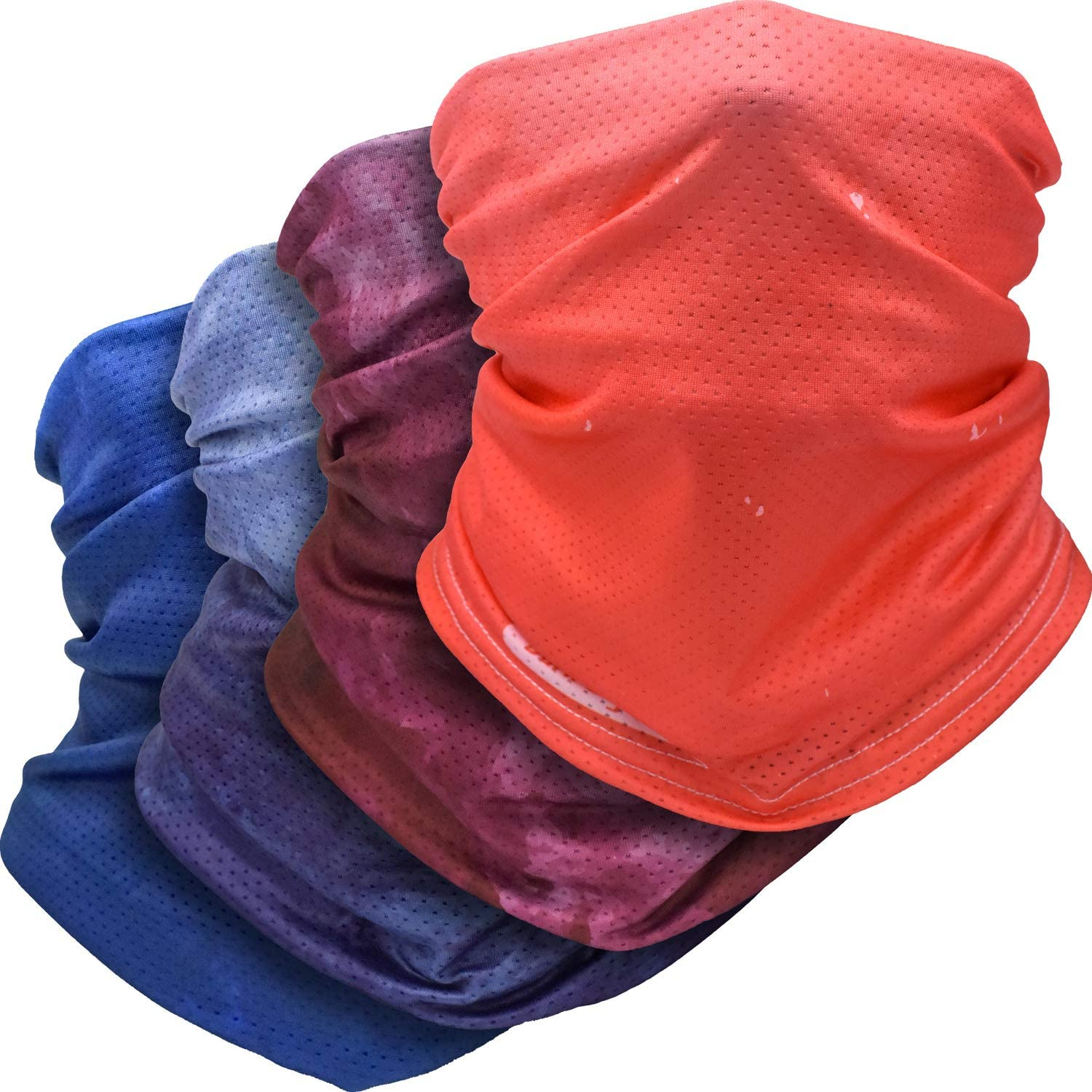 Cooling Neck Gaiter 12+ Ways to Wears,Dust Face Mask, UV Protection,Fast Cooling When Wet,Cooling Bandana