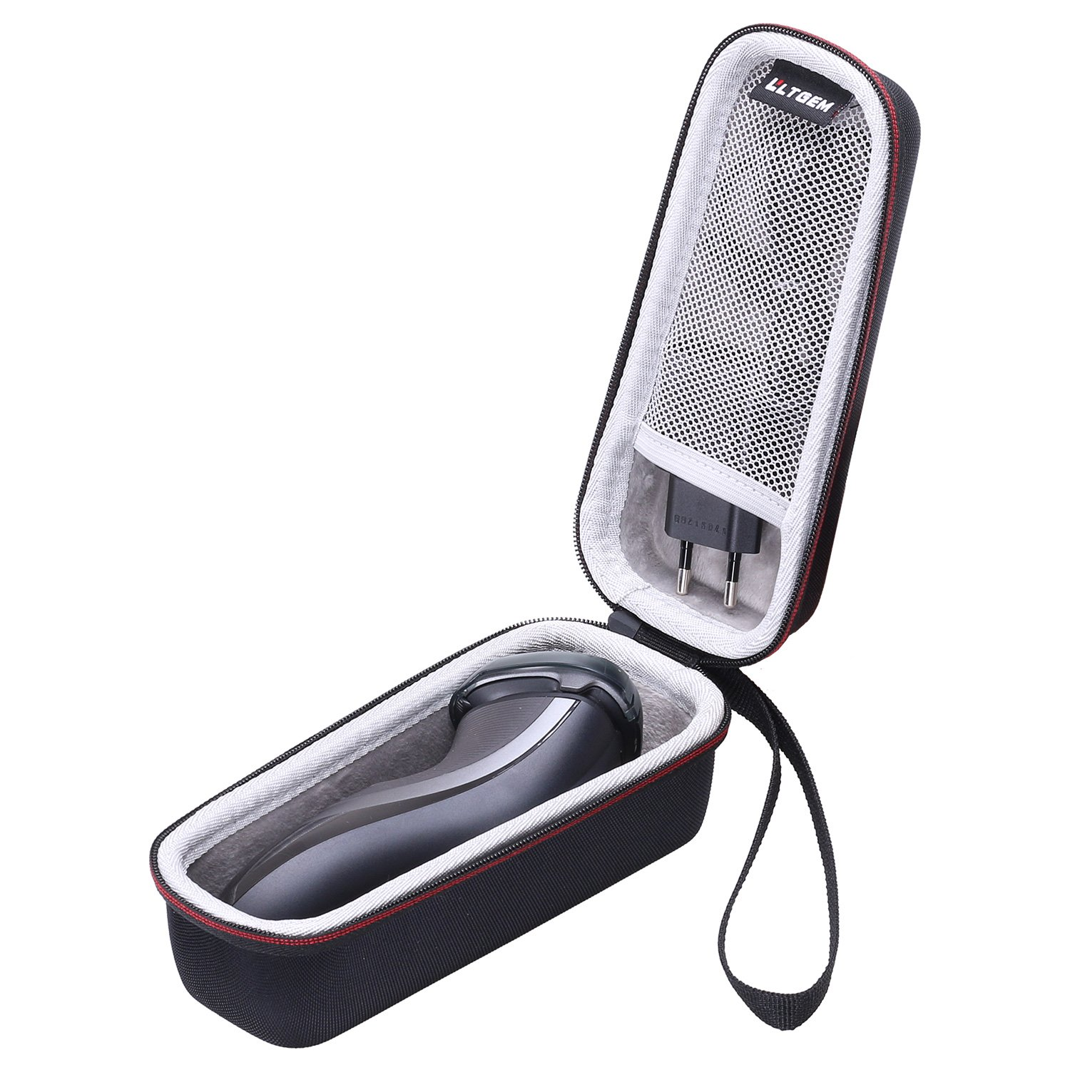 LTGEM Carrying Case for Philips Norelco Electric Series 3000 9000 Shaver. Fits 3100 3500 9700 9300, S3310/81 S3560/81 S9311/87 CS209