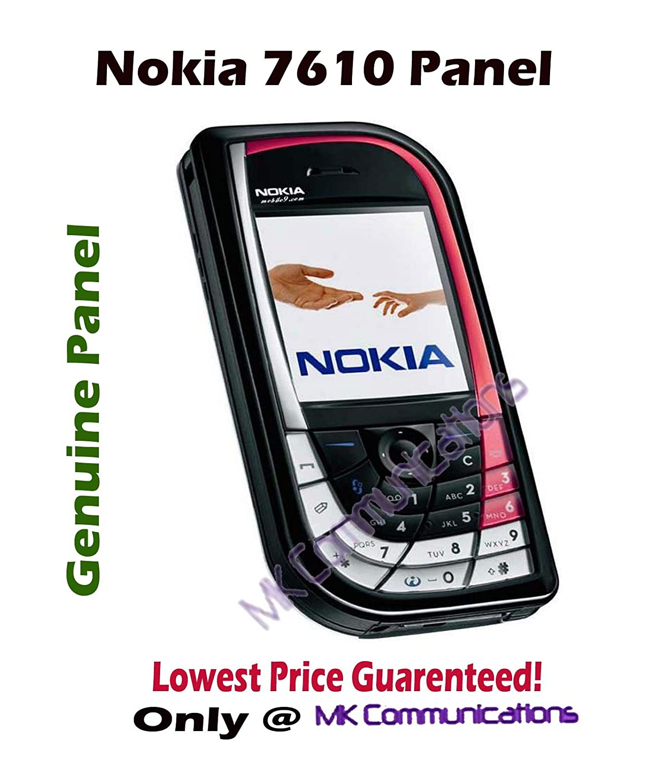 Replacement Body Panel Housing For Nokia 7610: Amazon in