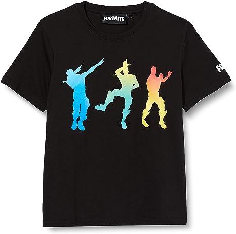 ARTESANIA CERDA Camiseta Corta Fortnite Niños: Amazon.es: Ropa y ...
