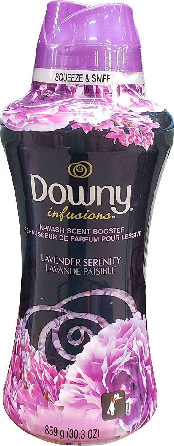 Downy Infusions, Lavender in Wash Scent Beads, 30.3 Ounce