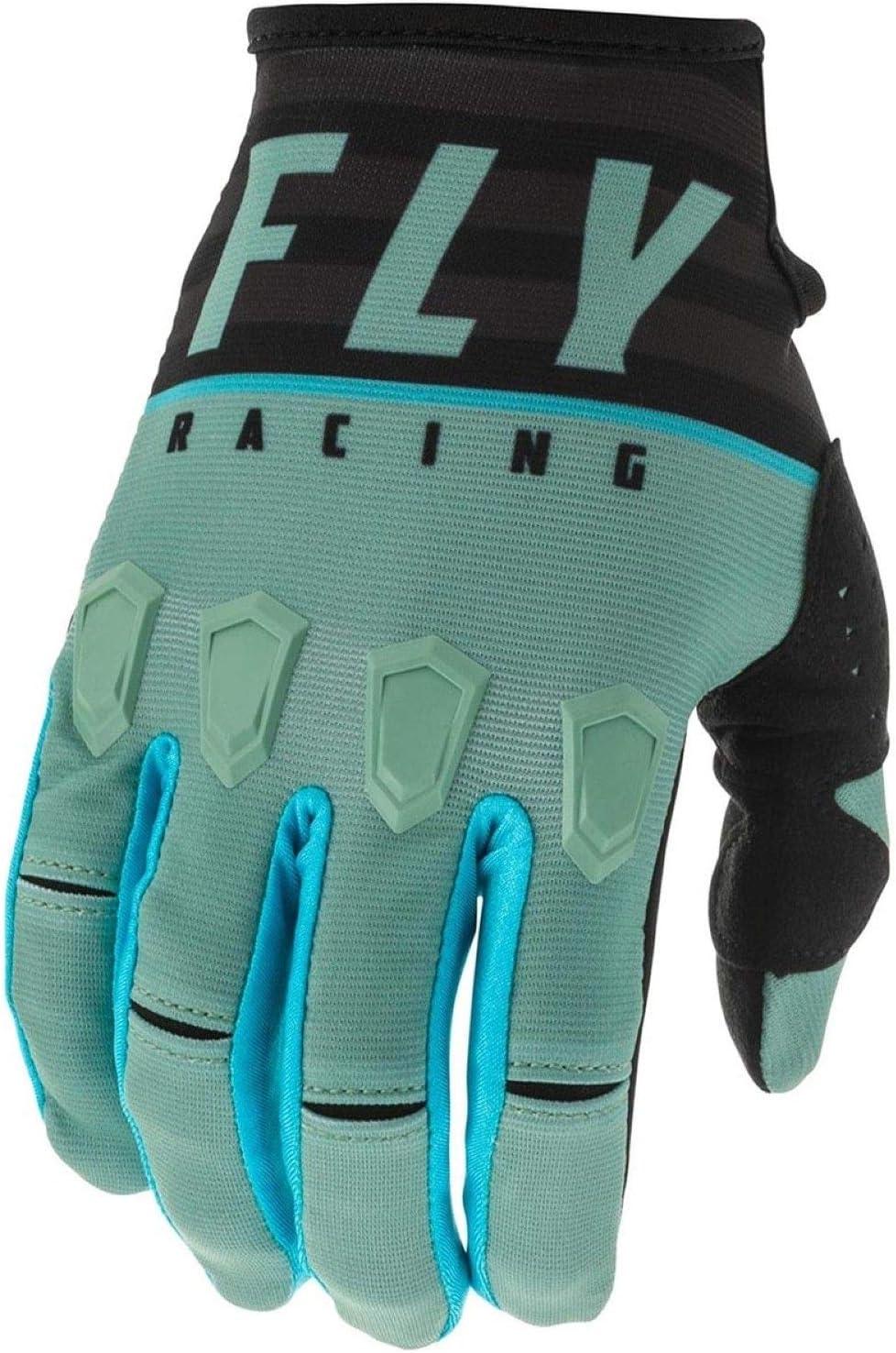 Blue//Black//Red Fly 2020 Kinetic K120 Motocross Glove