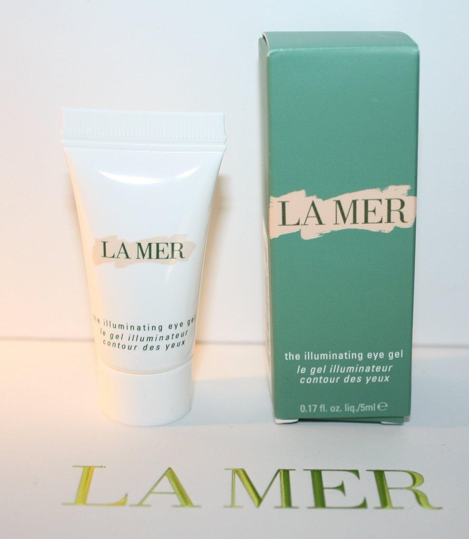 La Mer The Illuminating Eye Gel 0.17oz / 5ml (Deluxe Travel/Trial Size)