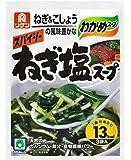 リケン スパイシーねぎ塩スープ 3袋入 10袋x2箱 (20袋)
