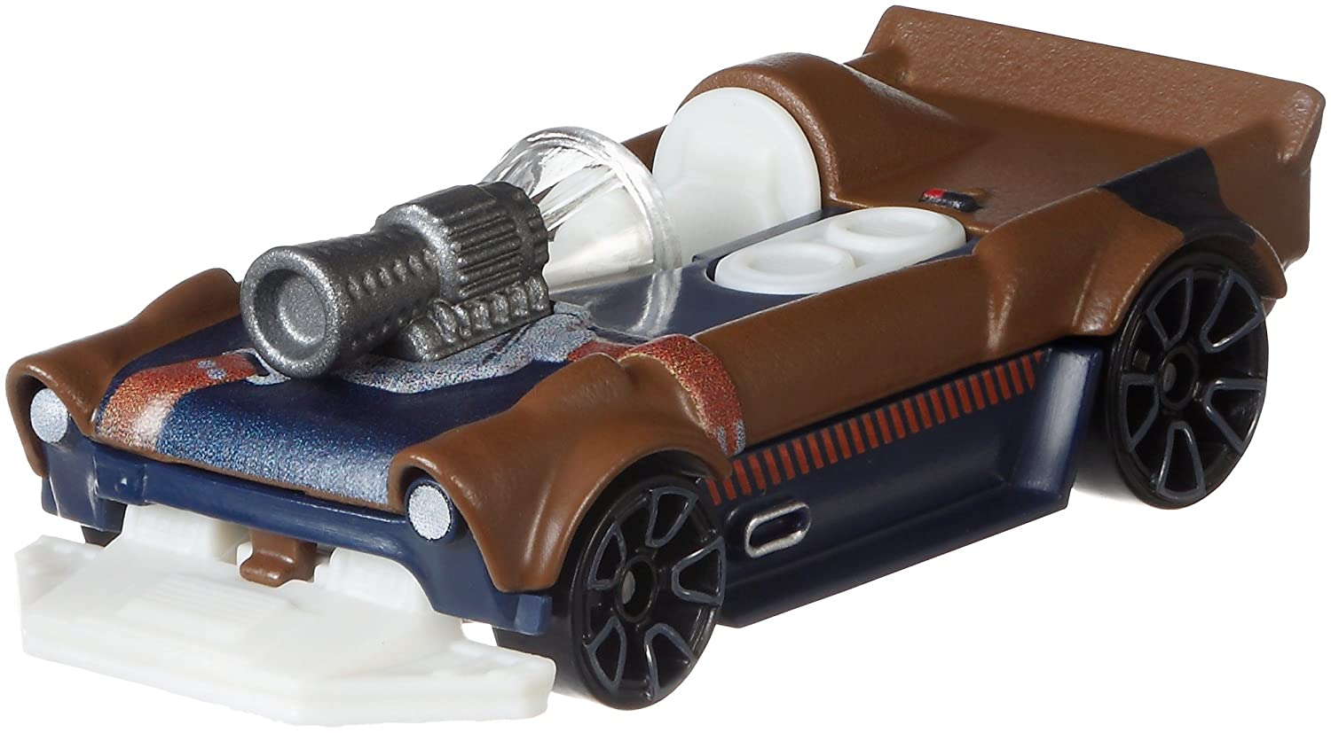 Hot Wheels Star Wars Character Car by Mattel Han Solo The Force Awakens