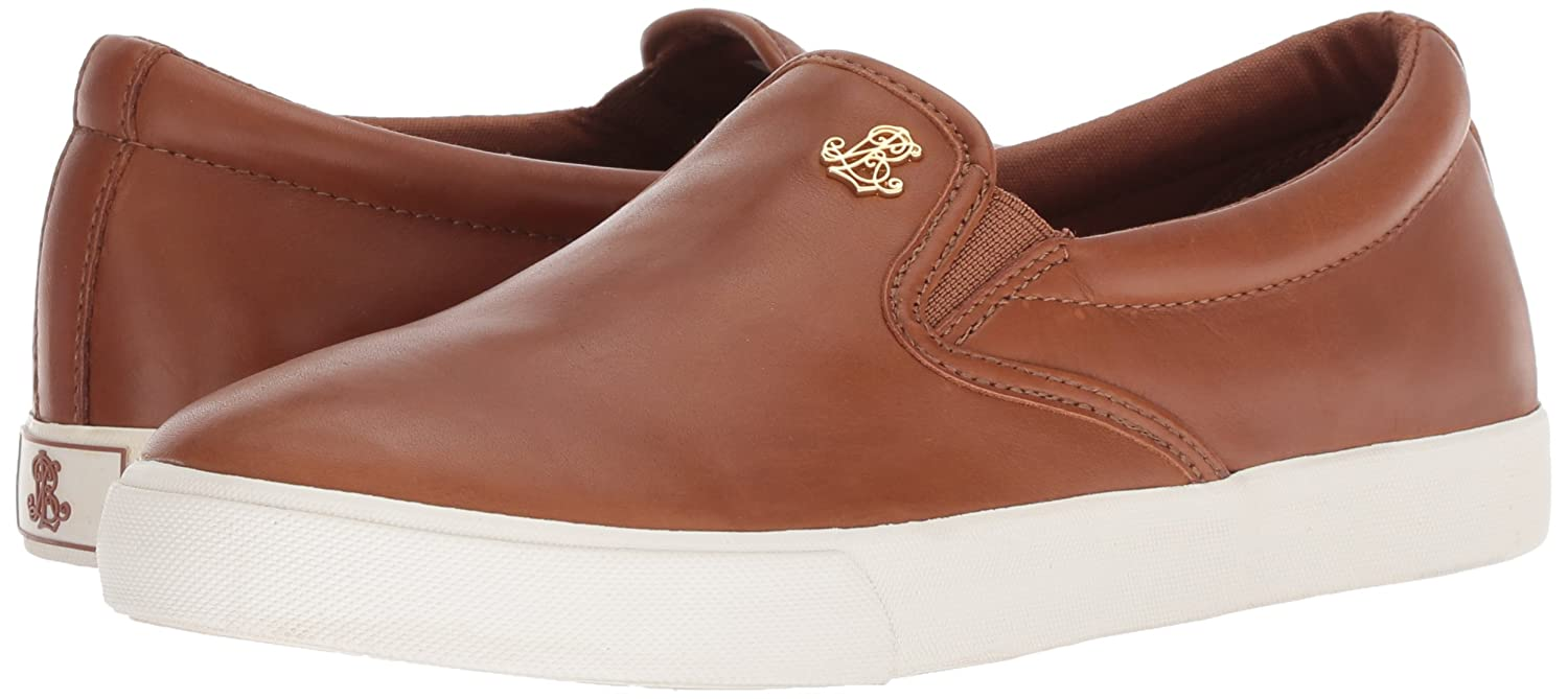 Lauren by Ralph Lauren Women's Ria US|Light Sneaker B078NHSZQ5 10 B(M) US|Light Ria Beige 72ebb6
