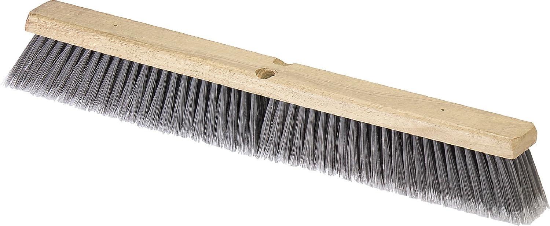Carlisle 4501623 Flo-Pac Floor Sweep, 36' Wide, Polypropylene, Gray 36 Wide Carlisle Corporation