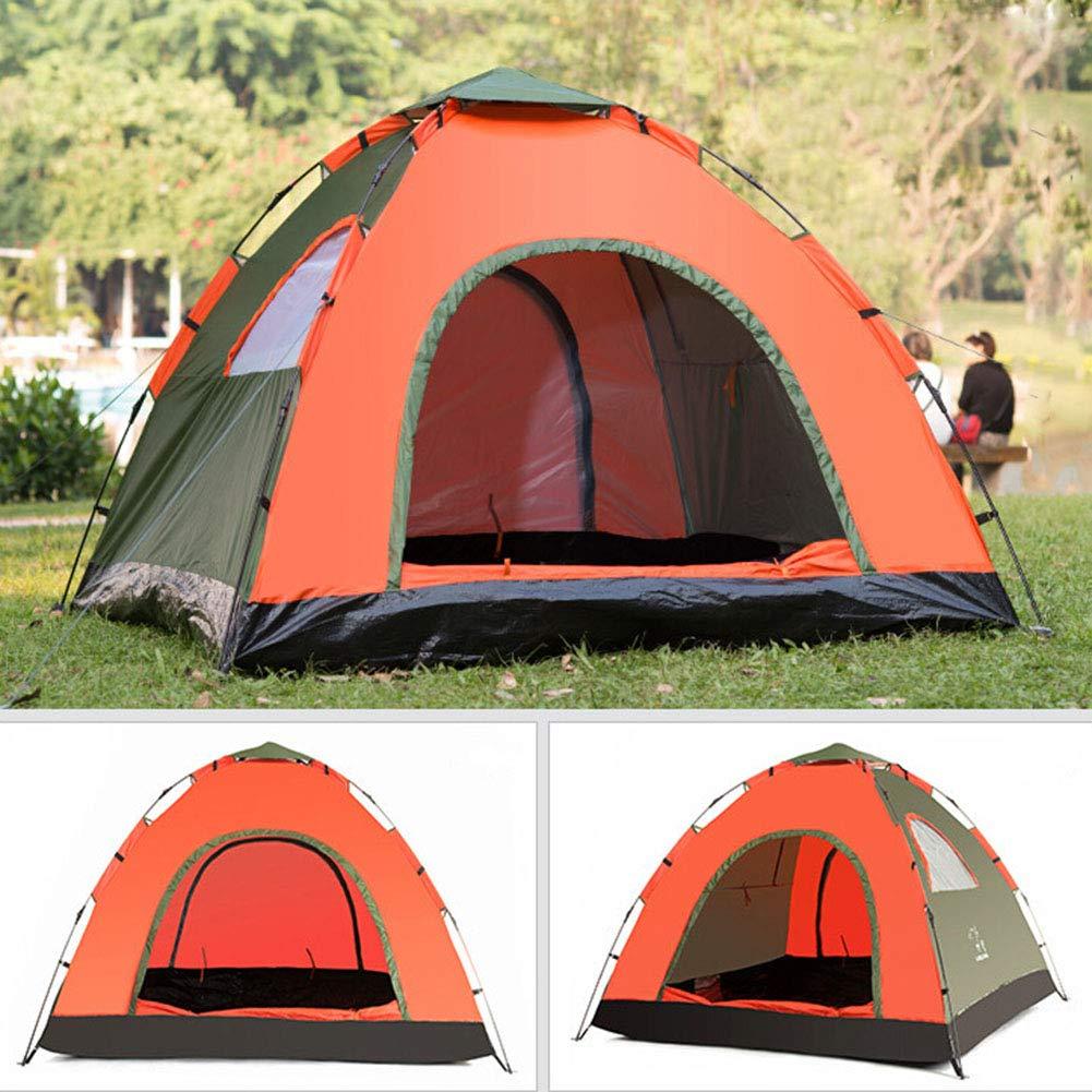 Lychee Outdoor Strand Zelt Portable Automatische Instant Strand Zelt Wasserdicht Anti-UV Sun Shelter Schutz für Familie Garten/Camping / Angeln/Strand Zeiten (für 2-3 Person)