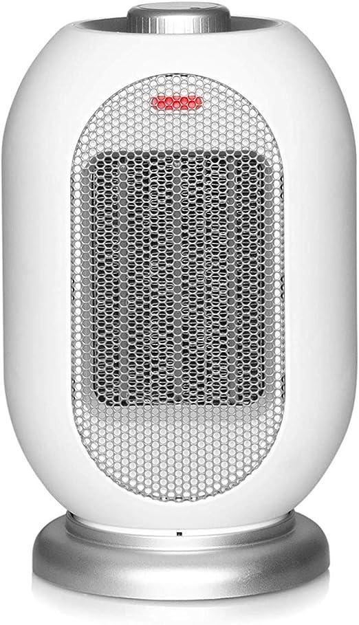YUQQZ Calefactor Eléctrico, Calentador de Ventilador, Calentador ...