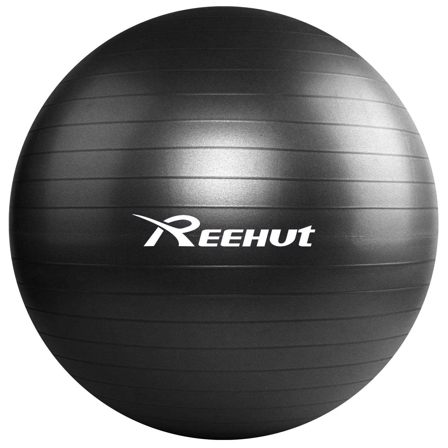 Anti-Burst Professional Quality 65cm Exercise Ball Quick Pump Include Multiple Sizes Yoga Ball Chair for fitness & Workout
