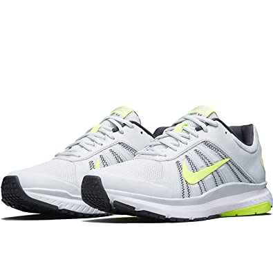 700a5ed2f8 Nike Men's Leather Dart 12 MSL Shoes - 8: Buy Online at Low Prices ...