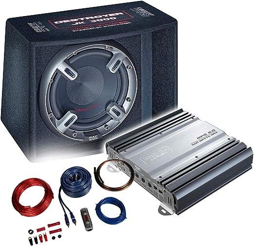 Mac Audio Destroyer JK 3000 Subwoofer 12
