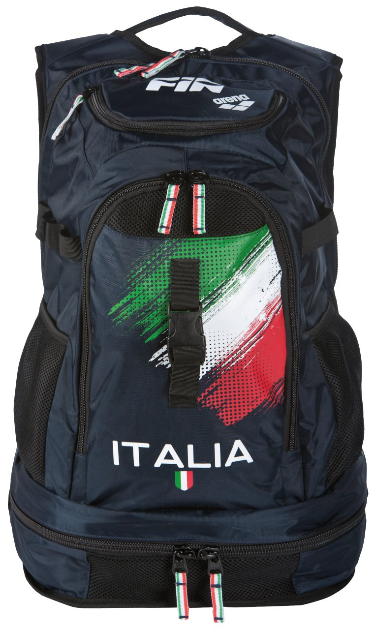 arena Fastpack 2.1Fin Italy Bag, Navy, One Size