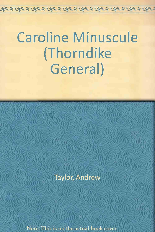 Caroline Minuscule ebook