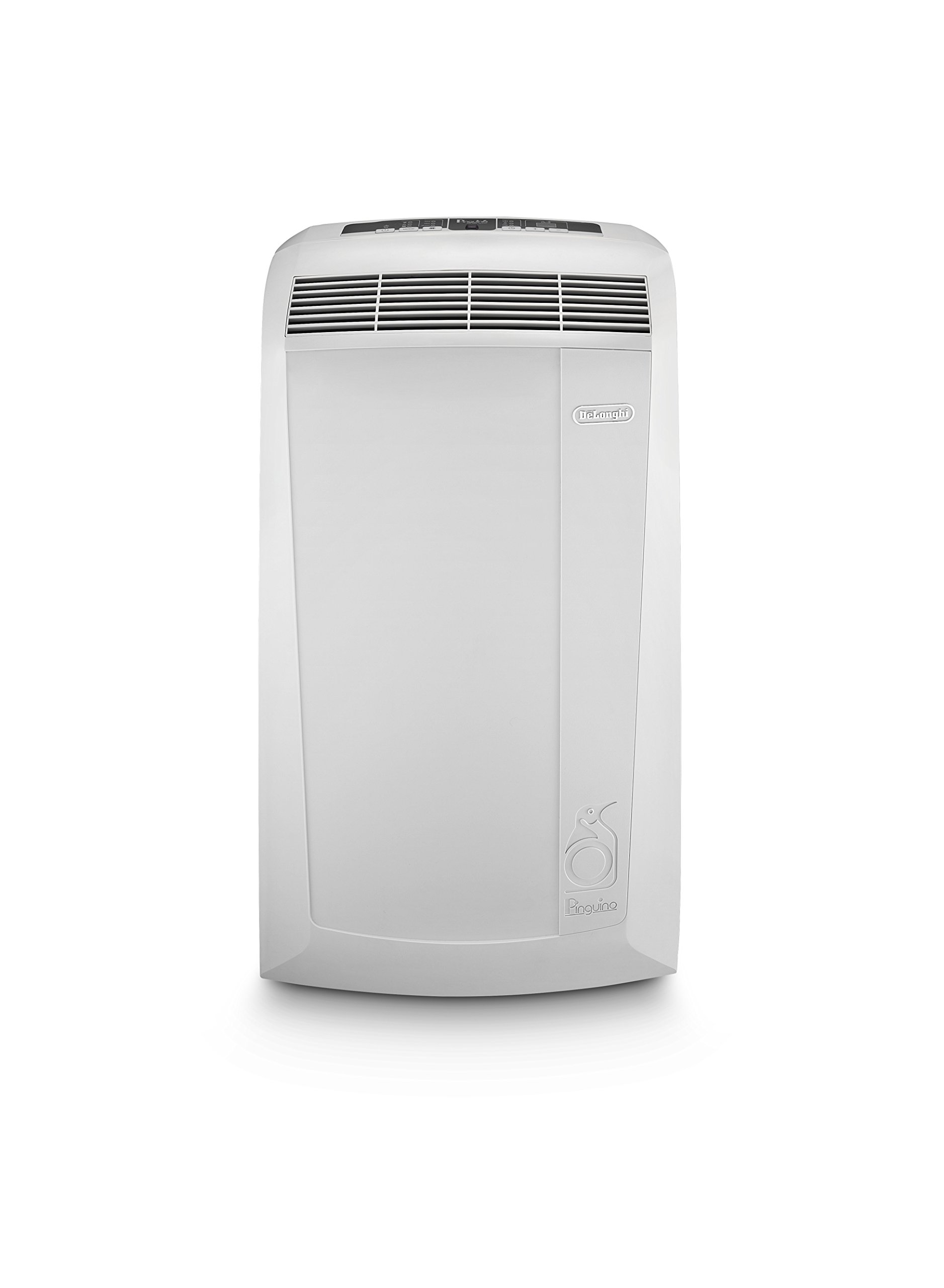 DeLonghi Pingüino Aire Acondicionado portátil de 2900 W, tecnología silenciosa, Ventilador y