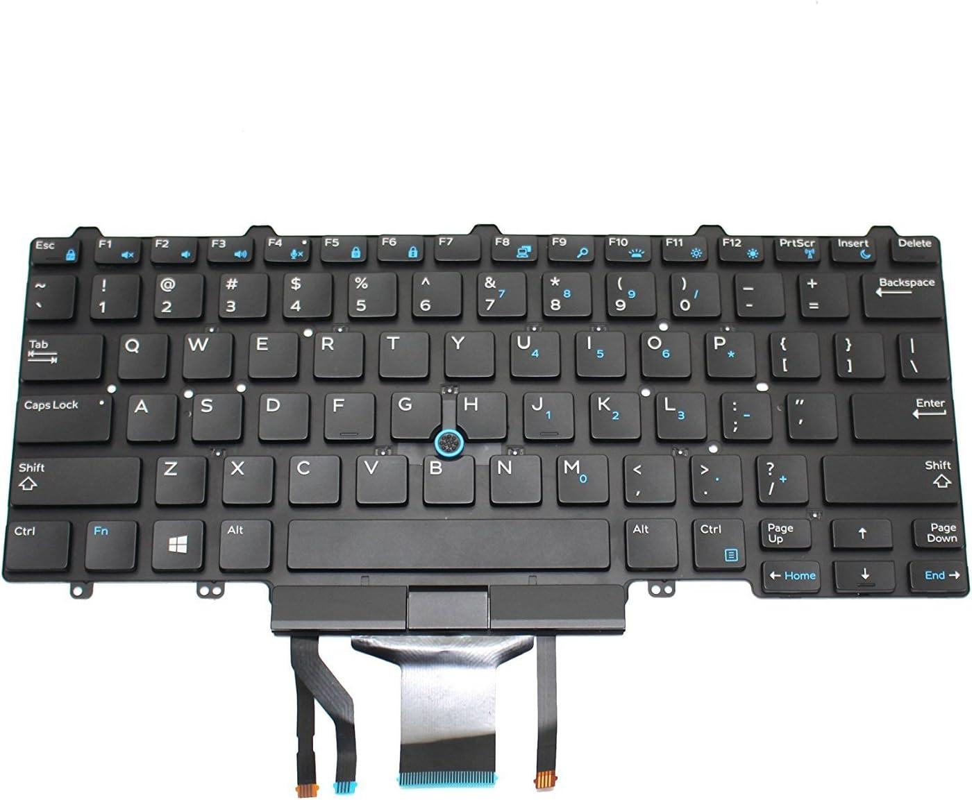 teclado Dell Latitude 14 E5450 E5470 14 E7450 E7470