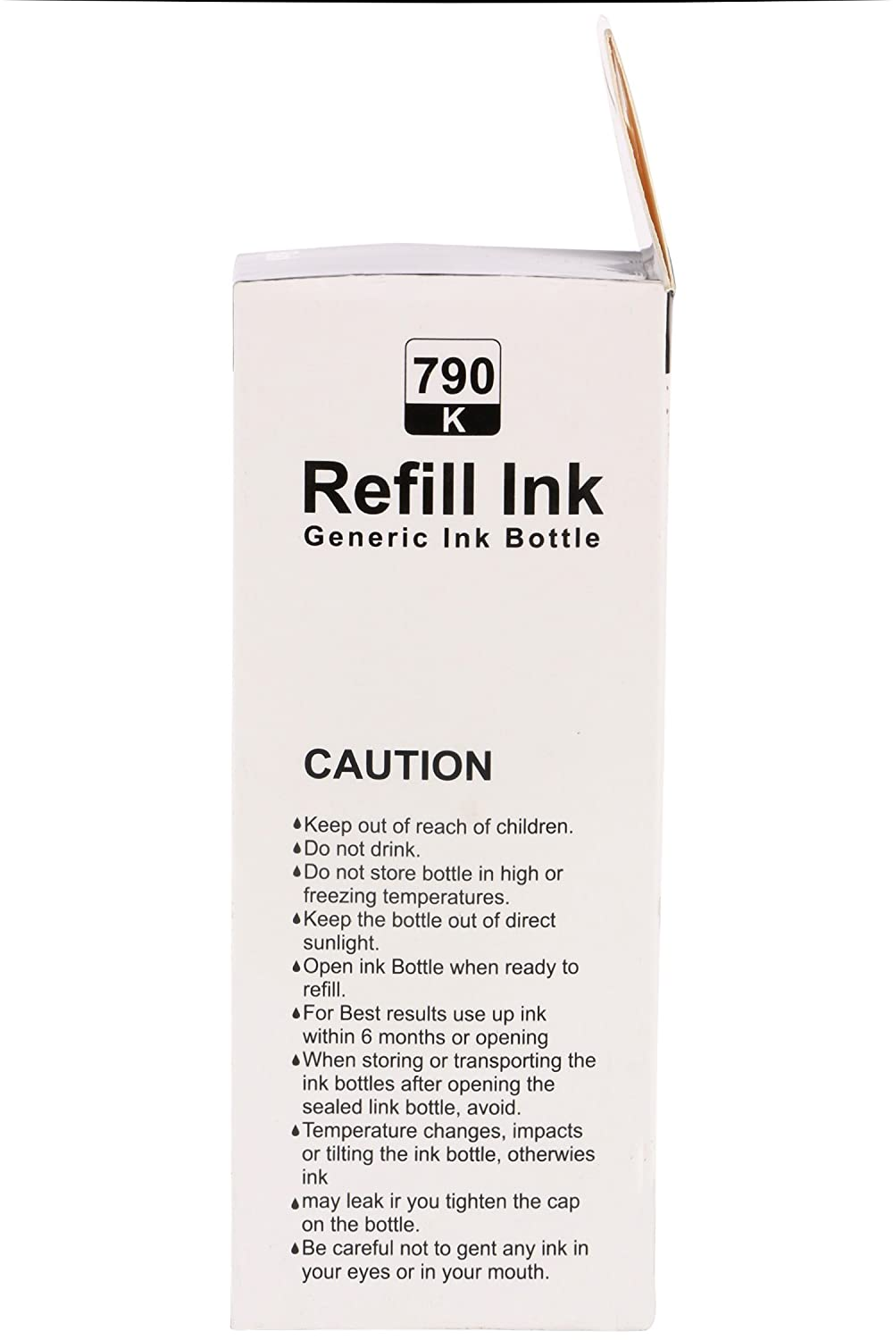 Axel 790 Black Ink For Use In Canon Pixma G1000 G2000 G3000 Tinta Cyan Ori Printer Computers Accessories