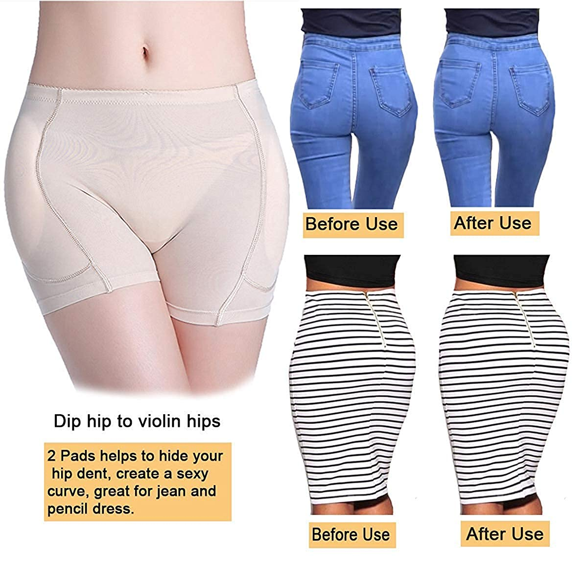 Butt Lifter Slimming Women Jeans Colombian Levanta Cola Zenso