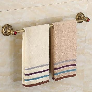 HANTAO Handtuch Badezimmer Zubehör Badezimmer Handtuchhalter Platz ...