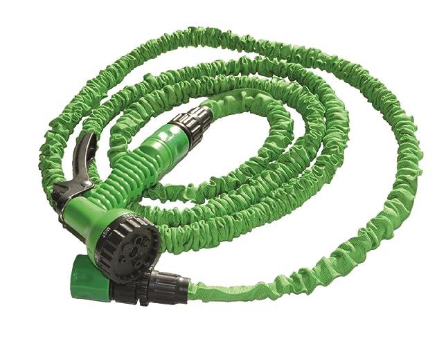 207 opinioni per Supergreen SU-006- Tubo per irrigazione maxi3, lunghezza estensibile da 7,5 a 23