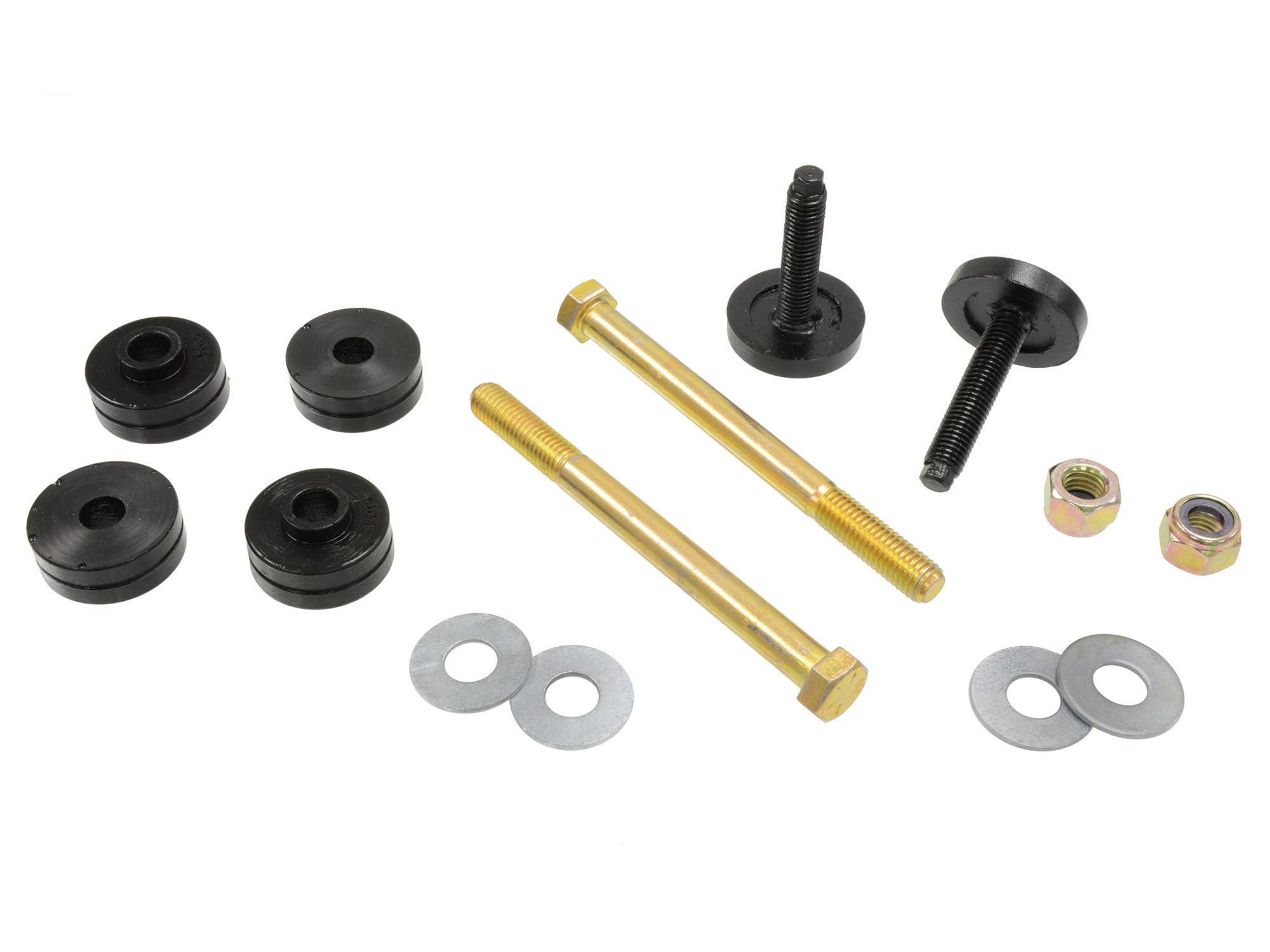 1997-2004 Corvette Lowering Kit Full Car