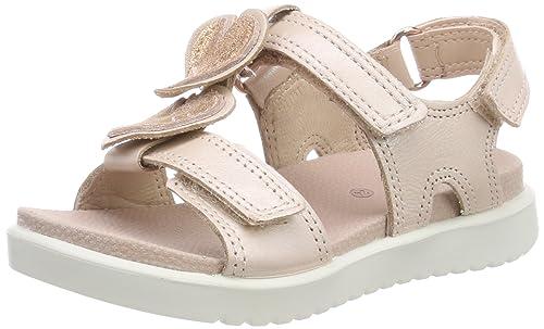 Ecco Mädchen Flora Peeptoe Sandalen  Amazon     Schuhe & Handtaschen a022fa