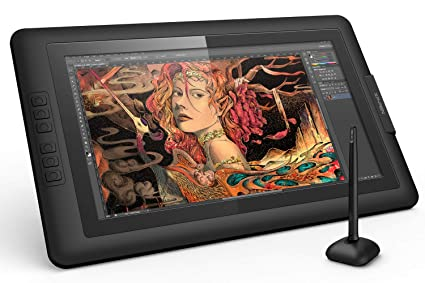 Drawing Smooth Lines With A Tablet : Amazon xp pen artist inch ips drawing monitor