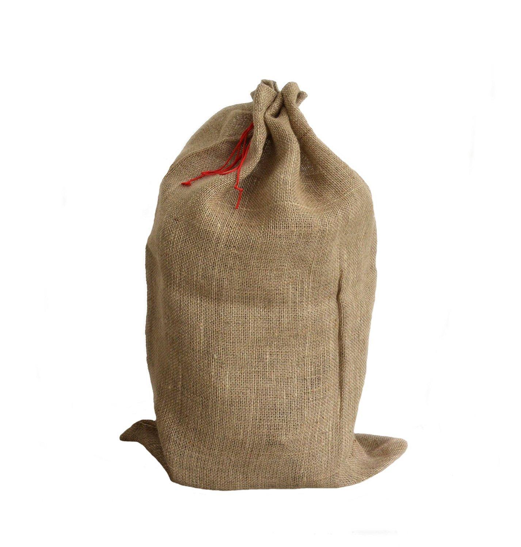 Gran saco de yute saco de Navidad Regalo Saco 60/x 90/cm